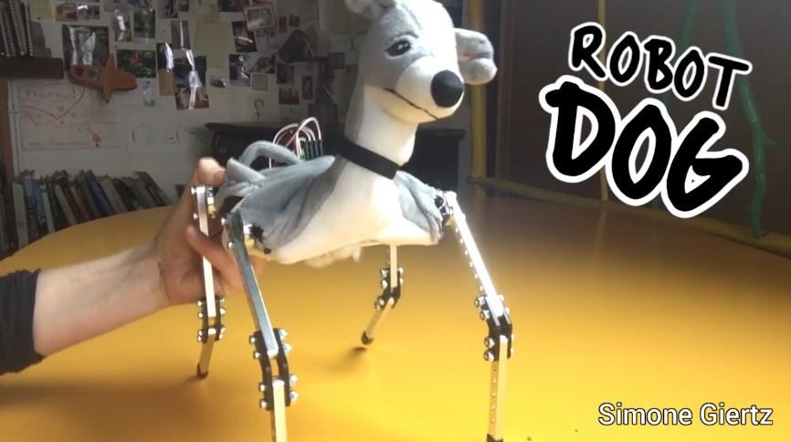 robot-dog!