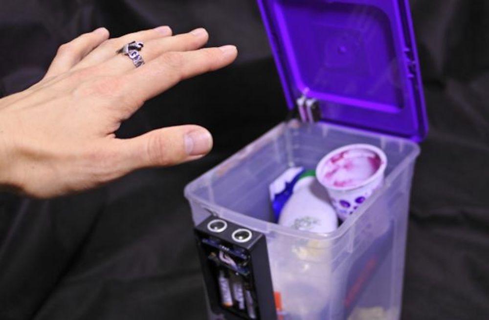 arduino-trashbox